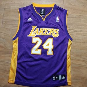 Adidas NBA Los Angeles Lakers youth Jersey